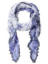 Jeanswest Lucy Scarf-White Multi-00