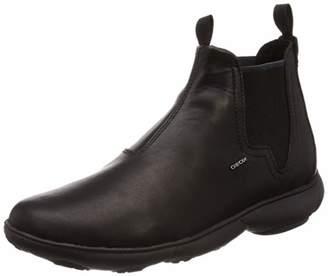 Geox Men's U Nebula A Chelsea Boots, (Black C9999)