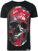 Philipp Plein Routine T-shirt - men - Cotton - XXL