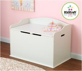 Kid Kraft Austin Toy Box - White