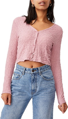 Cotton On River Long Sleeve Cardigan