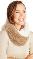 J.Mclaughlin Infinity Fur Scarf