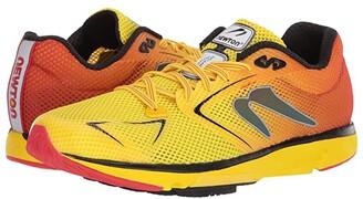 Newton Running Distance 9 (Yellow/Black) Men's Running Shoes