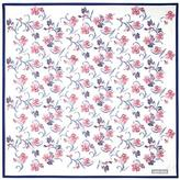 Aspinal of London Mini Flowers Silk Scarf