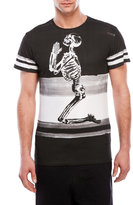 Religion Praying Skeleton Tee