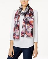 Echo Bed of Roses Oblong Scarf