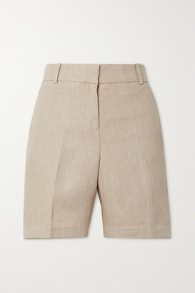 MICHAEL Michael Kors - Linen Shorts - Beige