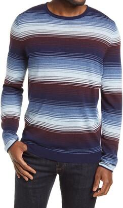 Nordstrom Stripe Crew Sweater