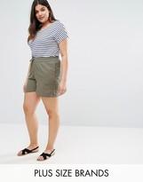 Junarose Linen Shorts