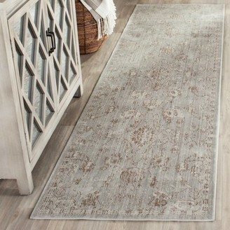 "Carol Gray/Multi Area Rug Darby Home Co Rug Size: Runner 2'3"" x 8'"
