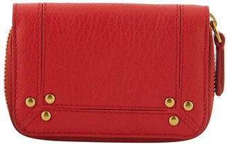 Jerome Dreyfuss Henri leather wallet