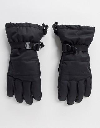 Surfanic Limit ski gloves in black