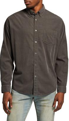 Rails Men's Gentry Superfine Corduroy Sport Shirt