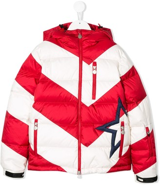Perfect Moment Kids Super Mojo down jacket