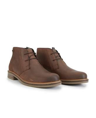 Barbour Readhead Chukka Boots Colour: TAN, Size: UK 6