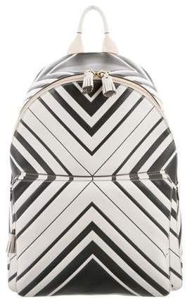 Anya Hindmarch Diamonds Leather Backpack