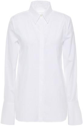 Victoria Victoria Beckham Cotton-poplin Shirt
