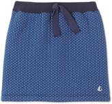 Petit Bateau Girls polka dot skirt