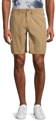 Original Paperbacks Palm Springs Cotton Shorts