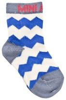 Mini A Ture Zig Zag Socks