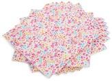 Liberty Flowers Paper Napkin, Set of 20