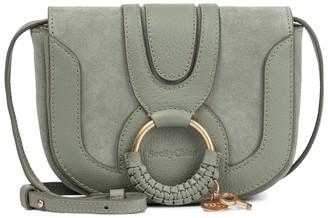 See by Chloe Hana Mini suede shoulder bag