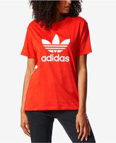 adidas Boyfriend Trefoil T-Shirt