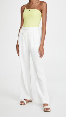 David Lerner Marley Gauze Lounge Pants