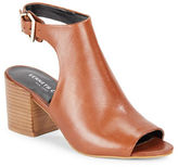Kenneth Cole New York Val Leather Cutout Booties