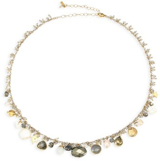 Chan Luu Multi-Stone Mix Necklace