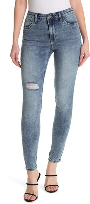 KUT from the Kloth Mia Toothpick Skinny High Rise Jeans