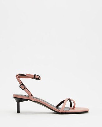 Senso Women's Pink Heeled Sandals - Jamu III - Size One Size, 39 at The Iconic
