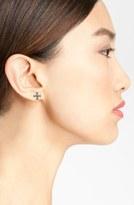 Mizuki Diamond Stud Earrings