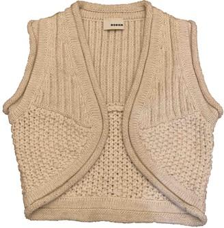 Rodier Ecru Wool Knitwear for Women