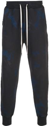 John Elliott double dye track pants