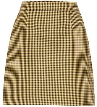 Racil Gina wool miniskirt