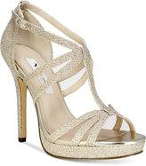 Nina Fanetta Evening Sandals