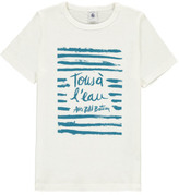 Petit Bateau Sale - Forcing All The Water T-Shirt