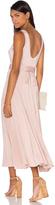 Zimmermann Chroma Slinky Maxi Dress