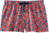 Joe Fresh Women's All Over Print Sleep Shorts, Print 6 (Size XL)