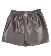 Davenport Plain Satin Mens Boxer