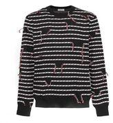 Dior Homme Interrupted Stripe Sweater