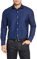 John W. Nordstrom R) Regular Fit Sport Shirt (Regular)