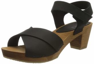 Sanita Women's Mabel Square Flex Sandale Ankle Strap