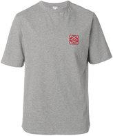 Loewe embroidered logo T-shirt