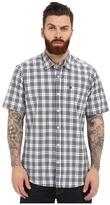 Quiksilver Everyday Check Short Sleeve Woven Top