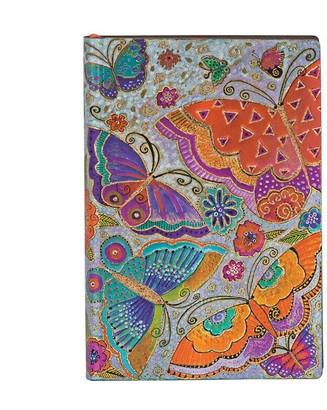 Paperblanks Flexis Mini Lined Journal Flutterbyes