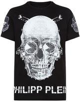 Philipp Plein Century Skull T-shirt