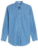 Peter Millar Regular Fit Check Sport Shirt