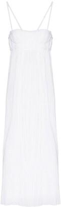 KHAITE Jordyn maxi dress